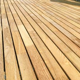 Robinia Wood ® - Robinienterrasse, Robinienfassaden - Startseite Terrasse Aus Holz Gestalten Gemutlichen Ausenbereich